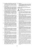 BlackandDecker Marteau Perforateur- Egbl148 - Type H1 - Instruction Manual (Roumanie) - Page 4
