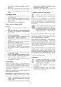 BlackandDecker Marteau Perforateur- Egbl148 - Type H1 - Instruction Manual (Roumanie) - Page 7