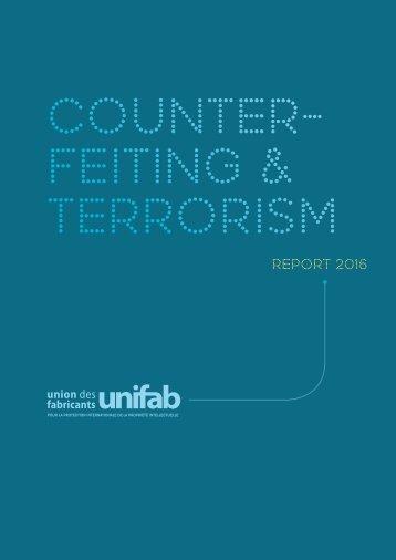 COUNTER- FEITING & TERRORISM