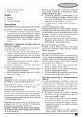 BlackandDecker Marteau Perforateur- Egbl148 - Type H1 - Instruction Manual (Balkans) - Page 7
