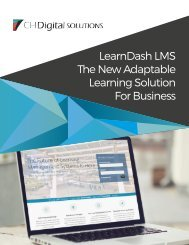 LearnDash LMS The New Adaptable Learning Solution For Business