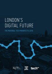 LONDON'S DIGITAL FUTURE