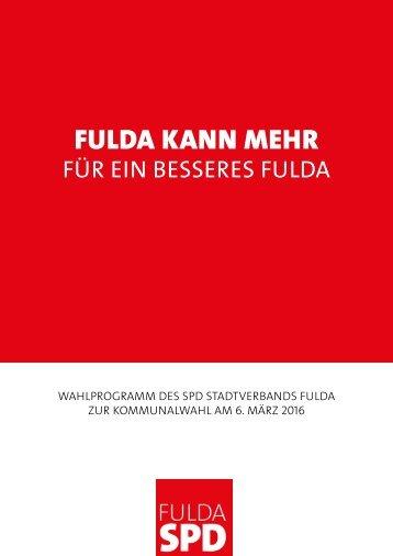 Fulda kann mehr
