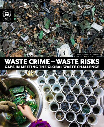 WASTE CRIME – WASTE RISKS