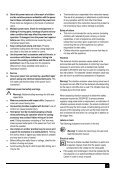 BlackandDecker Marteau Perforateur- Kr504 - Type 2 - Instruction Manual (Anglaise) - Page 5