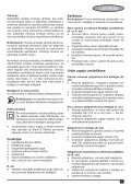 BlackandDecker Marteau Perforateur- Kr504cre - Type 2 - Instruction Manual (Lettonie) - Page 7
