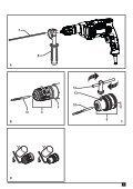 BlackandDecker Marteau Perforateur- Kr1001 - Type 1 - Instruction Manual (Européen Oriental) - Page 3