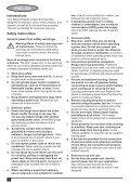 BlackandDecker Marteau Perforateur- Kr1001 - Type 1 - Instruction Manual (Européen Oriental) - Page 4