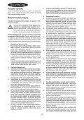 BlackandDecker Marteau Perforateur- Kr504cre - Type 2 - Instruction Manual (Slovaque) - Page 4