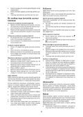 BlackandDecker Marteau Perforateur- Kr504cre - Type 2 - Instruction Manual (Turque) - Page 6