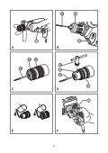 BlackandDecker Marteau Perforateur- Kr504cre - Type 2 - Instruction Manual (Tchèque) - Page 2