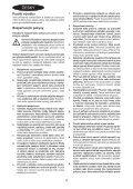 BlackandDecker Marteau Perforateur- Kr504cre - Type 2 - Instruction Manual (Tchèque) - Page 4