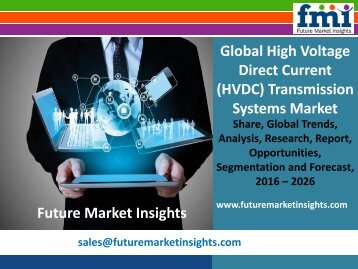 Global High Voltage Direct Current (HVDC) Transmission Systems Market