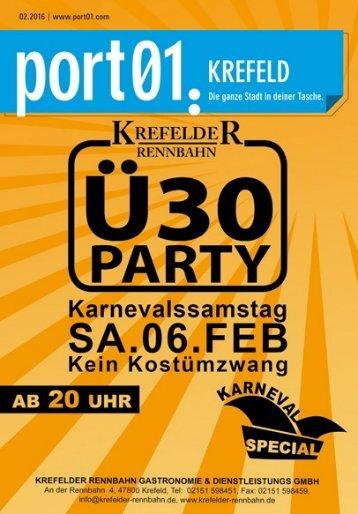 port01 Krefeld | 02.2016