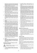 BlackandDecker Perceuse S/f- Epl7i - Type H1 - Instruction Manual (Tchèque) - Page 4
