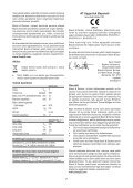 BlackandDecker Perceuse S/f- Epl7i - Type H1 - Instruction Manual (Turque) - Page 7