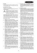 BlackandDecker Perceuse- Cd71cre - Type 1 - Instruction Manual (Tchèque) - Page 3