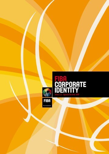 FIBA CORPORATE IDENTITY - Identity.fiba.com