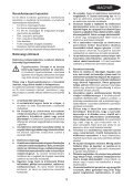 BlackandDecker Perceuse- Rt650ka - Type 1 - Instruction Manual (la Hongrie) - Page 3