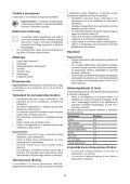 BlackandDecker Perceuse- Rt650ka - Type 1 - Instruction Manual (la Hongrie) - Page 5