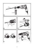 BlackandDecker Marteau Perforateur- Kr653 - Type 1 - Instruction Manual (la Hongrie) - Page 2