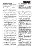 BlackandDecker Marteau Perforateur- Kr653 - Type 1 - Instruction Manual (la Hongrie) - Page 3