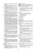 BlackandDecker Marteau Perforateur- Kr653 - Type 1 - Instruction Manual (la Hongrie) - Page 4