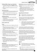BlackandDecker Perceuse S/f- Hp146f4lbk - Type H3 - Instruction Manual (Européen) - Page 7