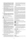 BlackandDecker Perceuse- Cd71cre - Type 1 - Instruction Manual (Turque) - Page 4