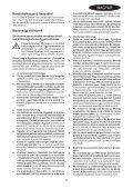BlackandDecker Perceuse S/f- Hp146f4lbk - Type H3 - Instruction Manual (la Hongrie) - Page 3