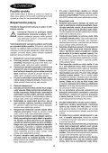 BlackandDecker Marteau Perforateur- Kr604cres - Type 2 - Instruction Manual (Slovaque) - Page 4
