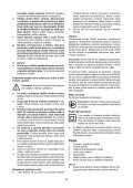 BlackandDecker Marteau Perforateur- Kr604cres - Type 2 - Instruction Manual (Slovaque) - Page 5