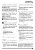 BlackandDecker Marteau Perforateur- Kr604cres - Type 2 - Instruction Manual (Lettonie) - Page 7
