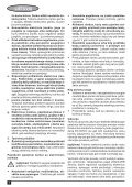 BlackandDecker Marteau Perforateur- Kr604cres - Type 2 - Instruction Manual (Lituanie) - Page 6