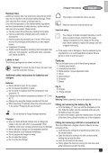 BlackandDecker Marteau Perforateur- Egbhp188 - Type H1 - Instruction Manual (Australie Nouvelle-Zélande) - Page 5
