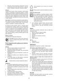 BlackandDecker Perceuse S/f- Egbl108 - Type H1 - Instruction Manual (Tchèque) - Page 5
