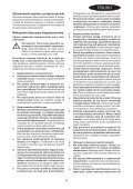 BlackandDecker Perceuse S/f- Egbl108 - Type H1 - Instruction Manual (Pologne) - Page 3
