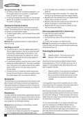 BlackandDecker Perceuse- Kr1102 - Type 1 - Instruction Manual (Européen) - Page 6