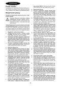 BlackandDecker Marteau Perforateur- Cd714re - Type 1 - Instruction Manual (Tchèque) - Page 4