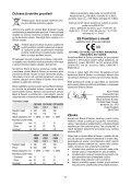 BlackandDecker Marteau Perforateur- Cd714re - Type 1 - Instruction Manual (Tchèque) - Page 7