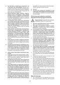BlackandDecker Perc/vis/devis S/f- Hpl106 - Type H1 - Instruction Manual (la Hongrie) - Page 4