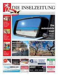 Die Inselzeitung Mallorca Februar 2016