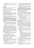 BlackandDecker Perceuse S/f- Hp186f4lbk - Type H3 - Instruction Manual (Tchèque) - Page 6