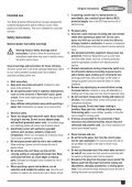 BlackandDecker Perceuse S/f- Hp186f4lbk - Type H3 - Instruction Manual (Européen) - Page 3