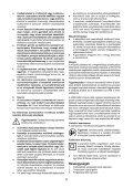 BlackandDecker Marteau Perforateur- Cd714re - Type 2 - Instruction Manual (la Hongrie) - Page 5
