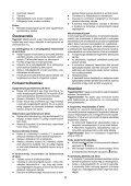 BlackandDecker Marteau Perforateur- Cd714re - Type 2 - Instruction Manual (la Hongrie) - Page 6