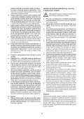 BlackandDecker Perceuse S/f- Hp186f4lbk - Type H3 - Instruction Manual (Slovaque) - Page 4