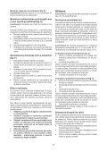 BlackandDecker Perceuse S/f- Ast214 - Type 1 - Instruction Manual (Roumanie) - Page 7