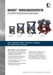 HUSKY™ VERSCHLEISSFESTE - TT-TransTechnik GmbH