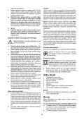BlackandDecker Marteau Perforateur- Cd714re - Type 2 - Instruction Manual (Turque) - Page 5